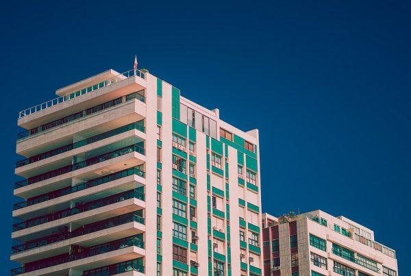 Apartamento poente - prédio