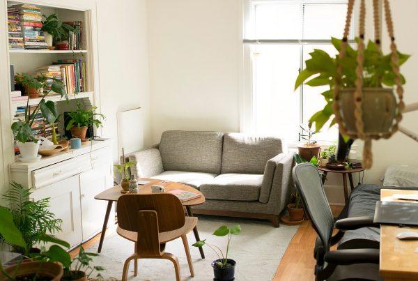 Como diminuir o calor em ambientes internos - sala