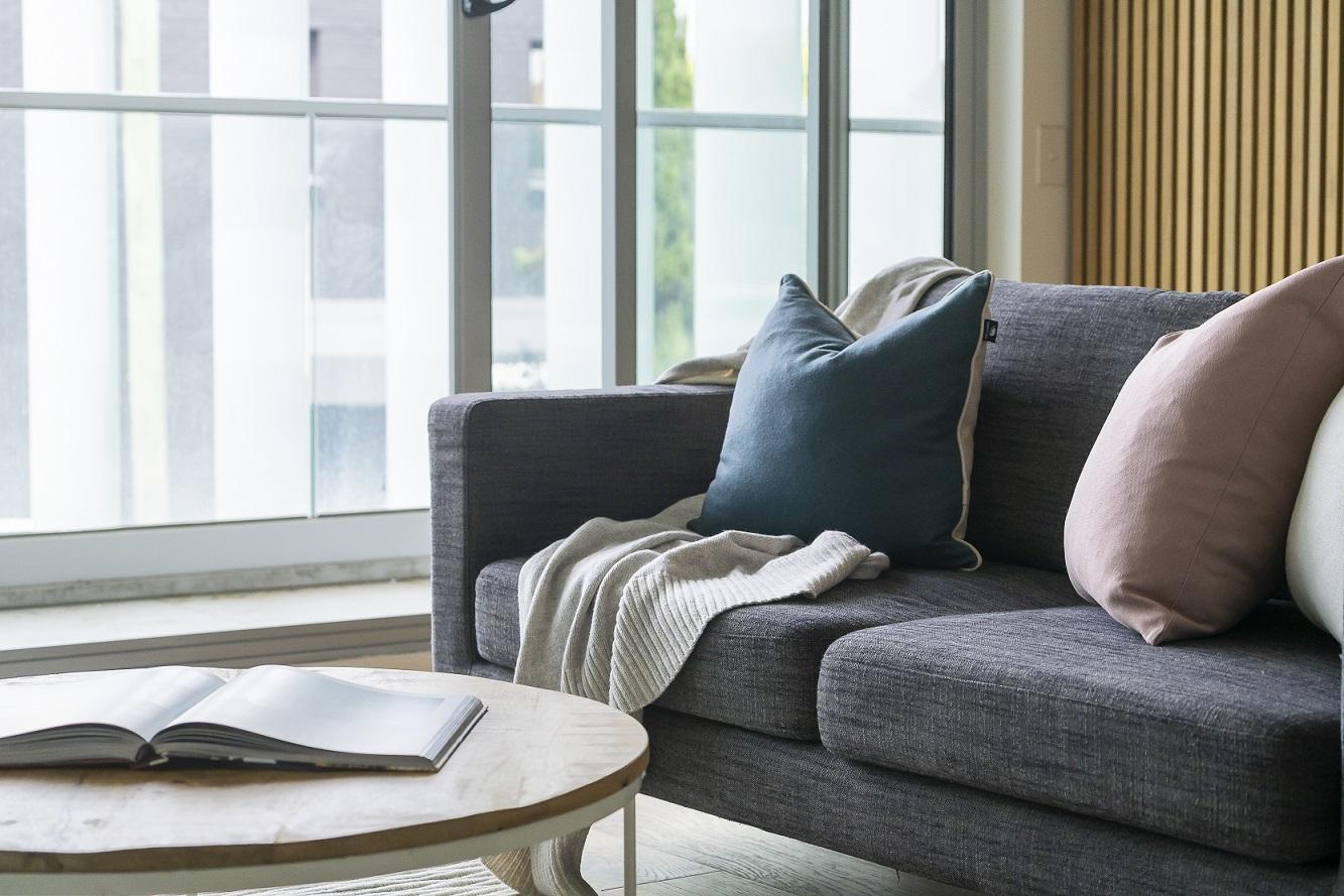 Como escolher um sofá para o seu apartamento?