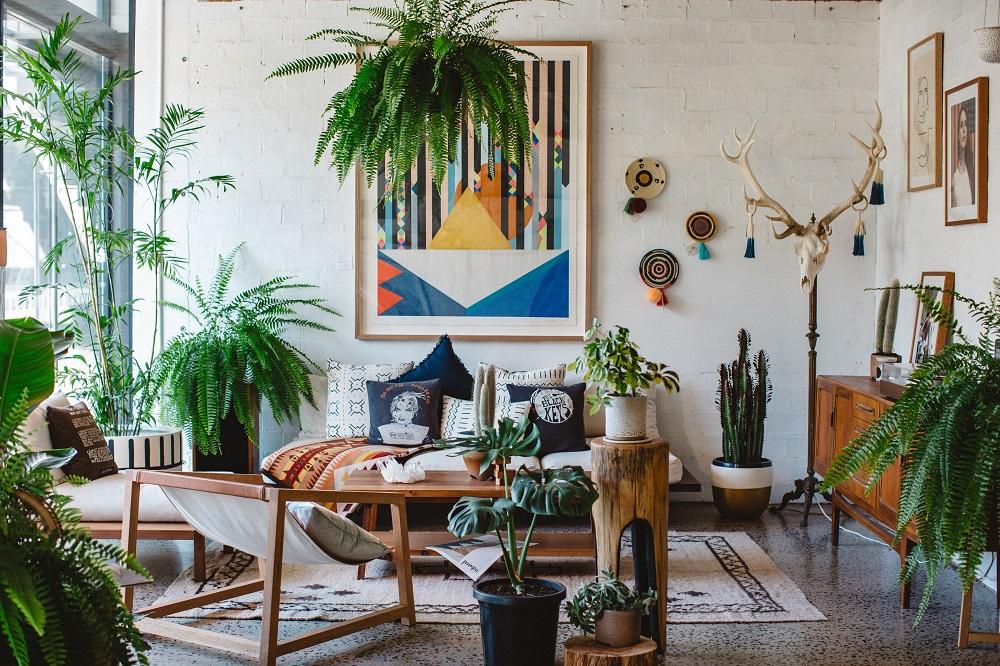 decoração afetiva - sala decorada