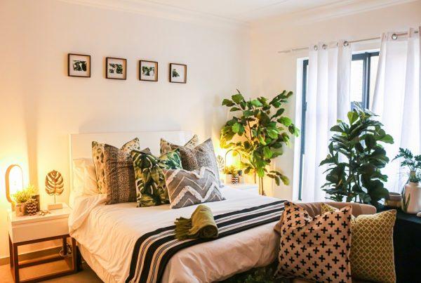 Como escolher almofadas - cama decorada