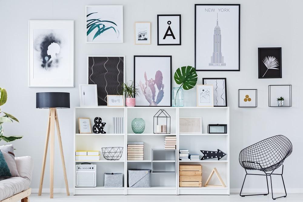 Dicas de decoração - sala de estar decorada