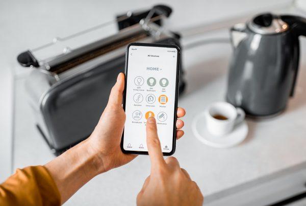 Internet das Coisas - smartphone