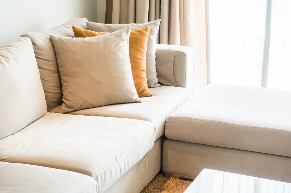 Decoração modular - sofá