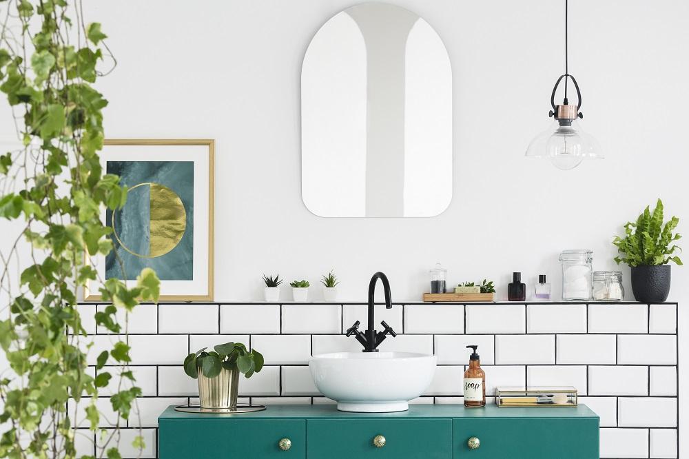 Banheiro tropical: dicas para incluir elementos naturais no cômodo