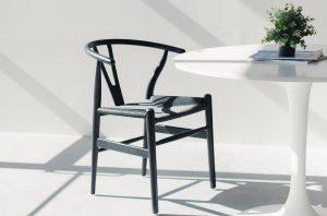 Modelos de cadeiras - Cadeira wishbone
