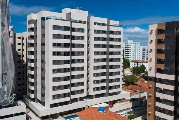 Fachada do Edifício José Aprigio Vilela